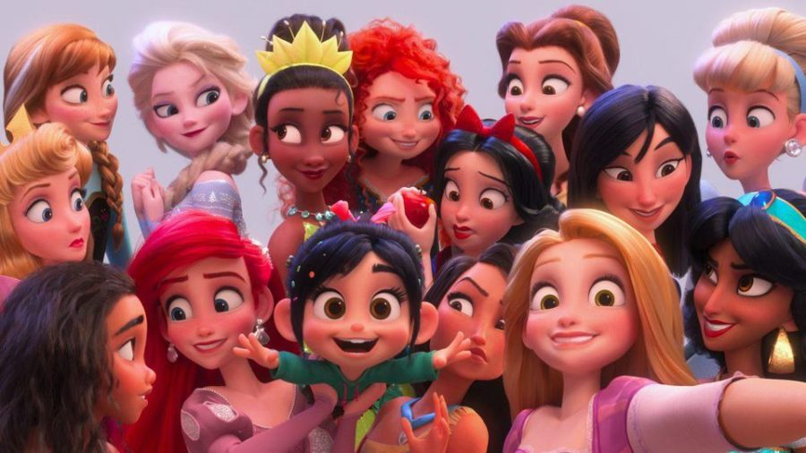 WRECK-IT+RALPH+2%3A+RALPH+BREAKS+THE+INTERNET+-+A+Groovy+Movie+Review