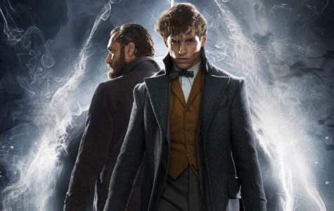 FANTASTIC BEASTS: THE CRIMES OF GRINDELWALD - A Groovy Movie Review