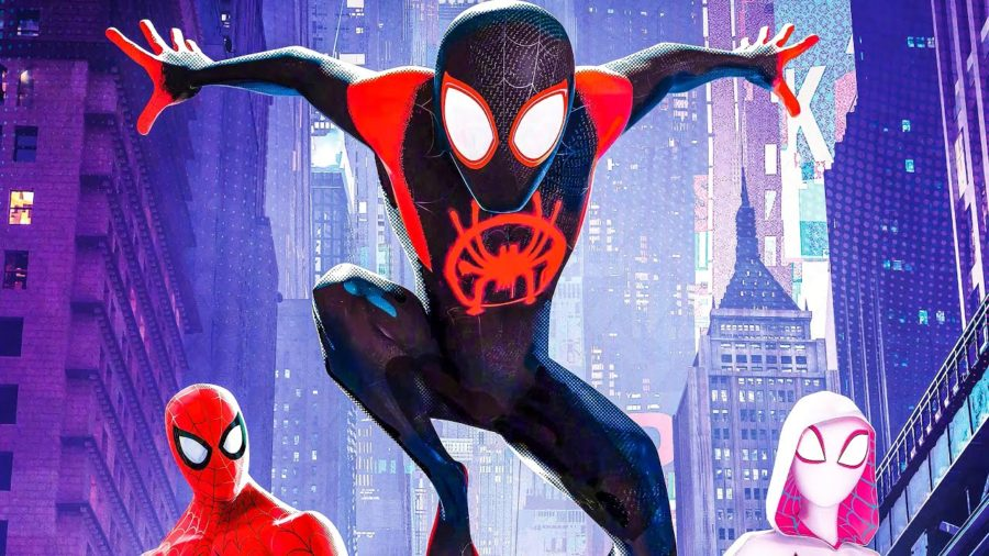 SPIDER-MAN+INTO+THE+SPIDERVERSE%3A+A+Groovy+Movie+Review
