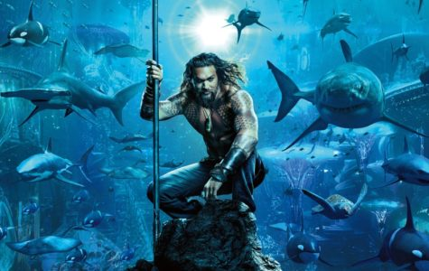 AQUAMAN: A Groovy Movie Review