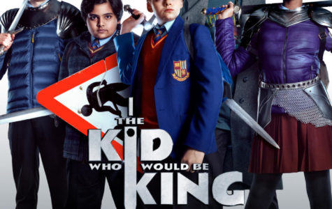 THE KID WHO WOULD BE KING: A Groovy Movie Review