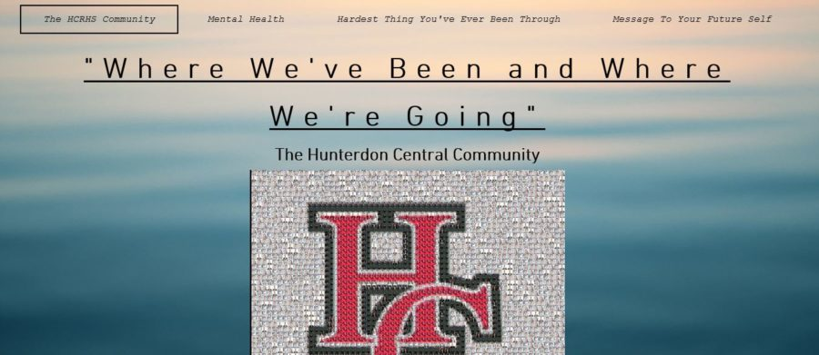 """Where We've Been and Where We're Going"": The Hunterdon Central Community"