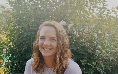 Kate Quinn, senior