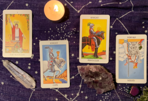 Tarot Card Readings for October 2020
