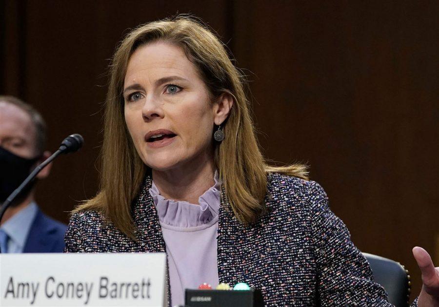 Senate Confirms Amy Coney Barrett as Supreme Court Justice
