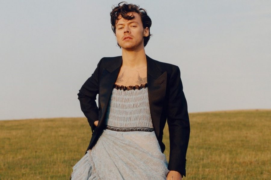 Harry Styles Breaks the Barriers of Toxic Masculinity
