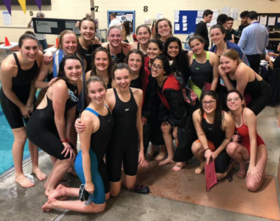 COVID-19 Can't Break the Girls of HC Swim