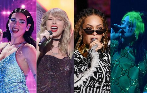 The Old and the New: Grammy Awards and New Releases in 2021