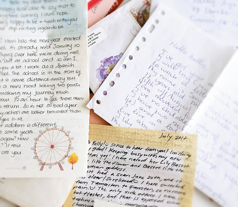 Penpals + Pandemic: How Well Do They Go Together?