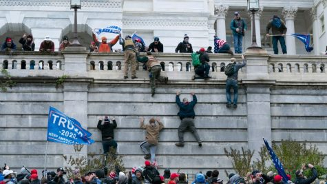 Insurrection at the Capitol