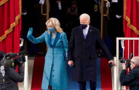 The Inauguration of President Joe Biden