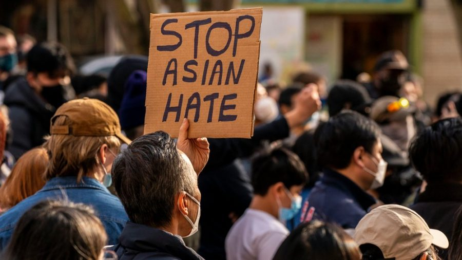 The Rise of Anti-Asian Hate Crimes