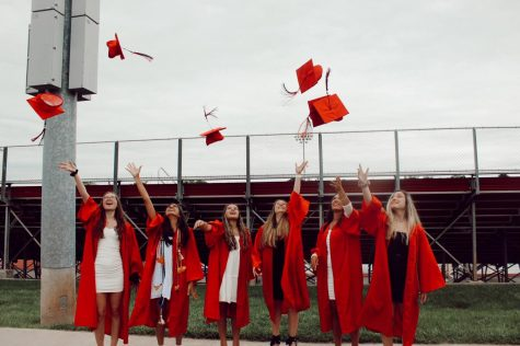 One Last Goodbye:  A Letter to the Class of 2021