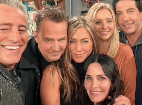 Friends Reunion: The One Where Theyre Back Together Again
