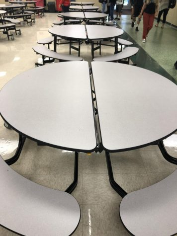 Two Lunch Blocks: A School Divided